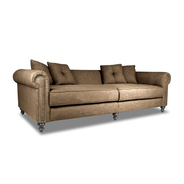 Etchison Chesterfield Sofa by Darby Home Co
