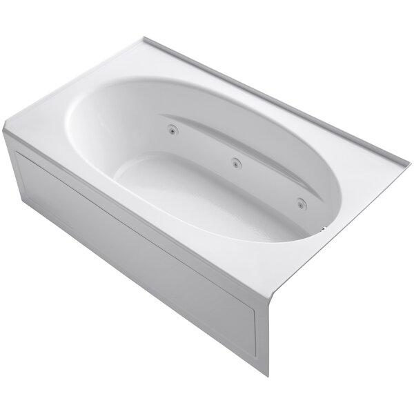 Windward 72 x 42 Air / Whirlpool Bathtub by Kohler