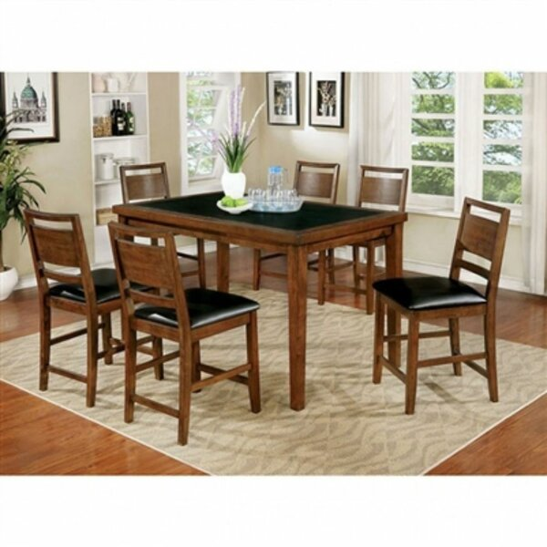 Esmeralda 7 Piece Pub Table Set by Loon Peak