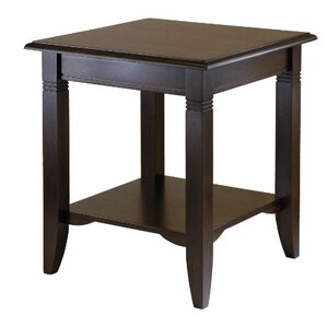 Nolan End Table by Luxury Home