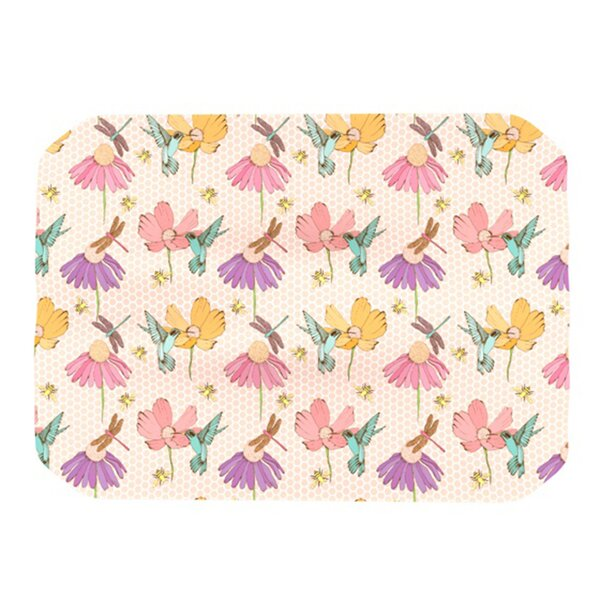 Magic Garden Placemat by KESS InHouse