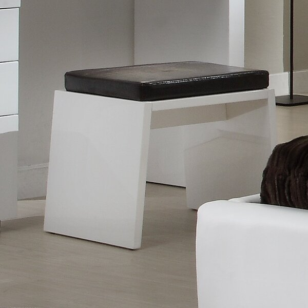 Athens Accent Stool by At Home USA