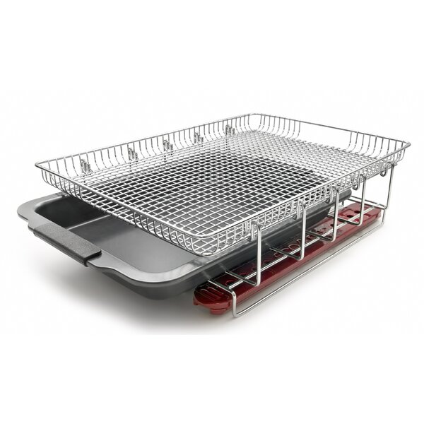 The Rack Barbecue Wire Grill Rack by EcoQue