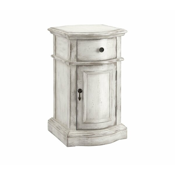 Blomquist 3 Drawers Accent Chest By Ophelia & Co.