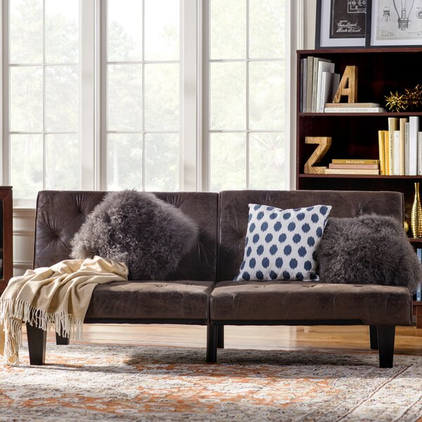 Convertible Sofa by Andover Mills