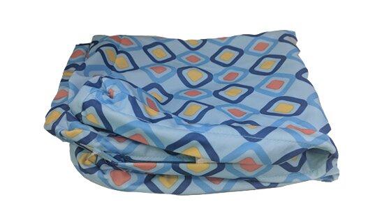 Review Zoola Diamond Bean Bag Cover