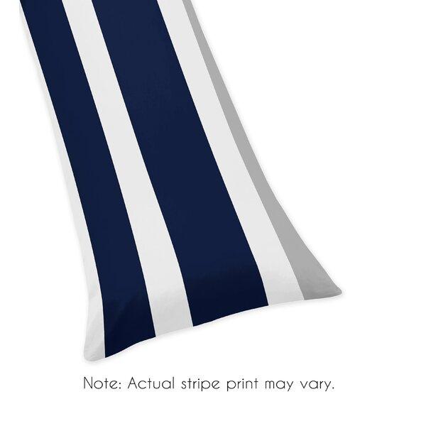 Stripe Body Pillowcase by Sweet Jojo Designs