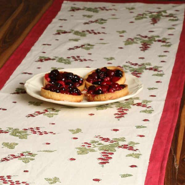 Gooseberry Table Runner by Couleur Nature