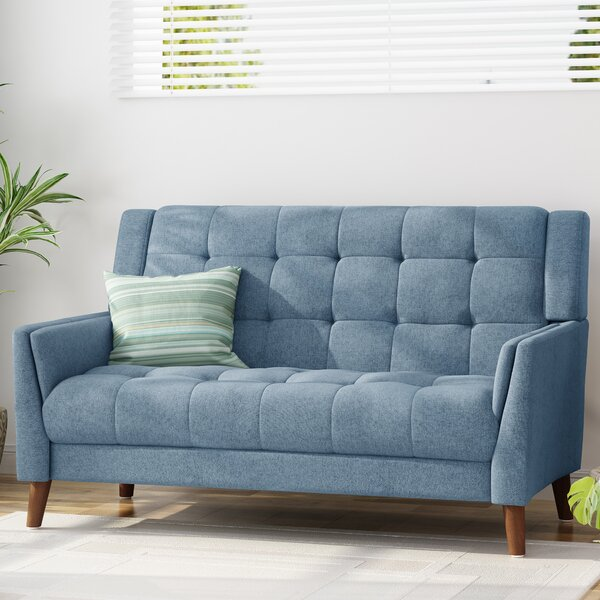 Read Reviews Ulises Loveseat by George Oliver