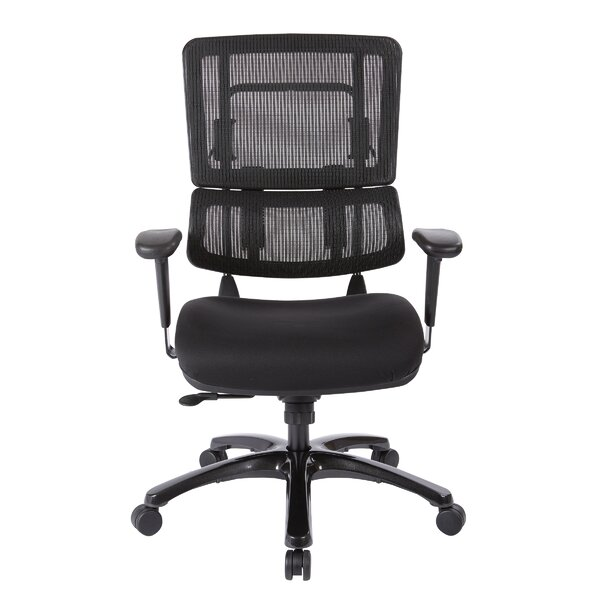 Pierro Ergonomic Mesh Executive Chair by Latitude Run
