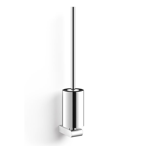 Atore Wall Mounted Toilet Brush and Holder by ZACKAtore Wall Mounted Toilet Brush and Holder by ZACK