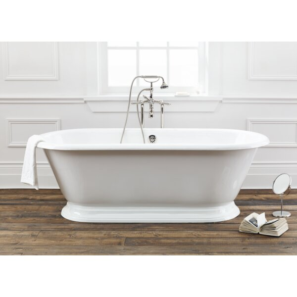Sandringham 70 x 31 Soaking Bathtub by Cheviot Products