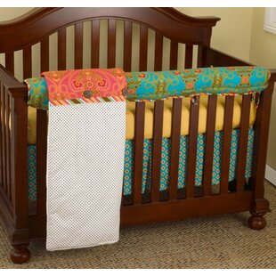 Reviews Royston 4 Piece Crib Bedding Set By Harriet Bee