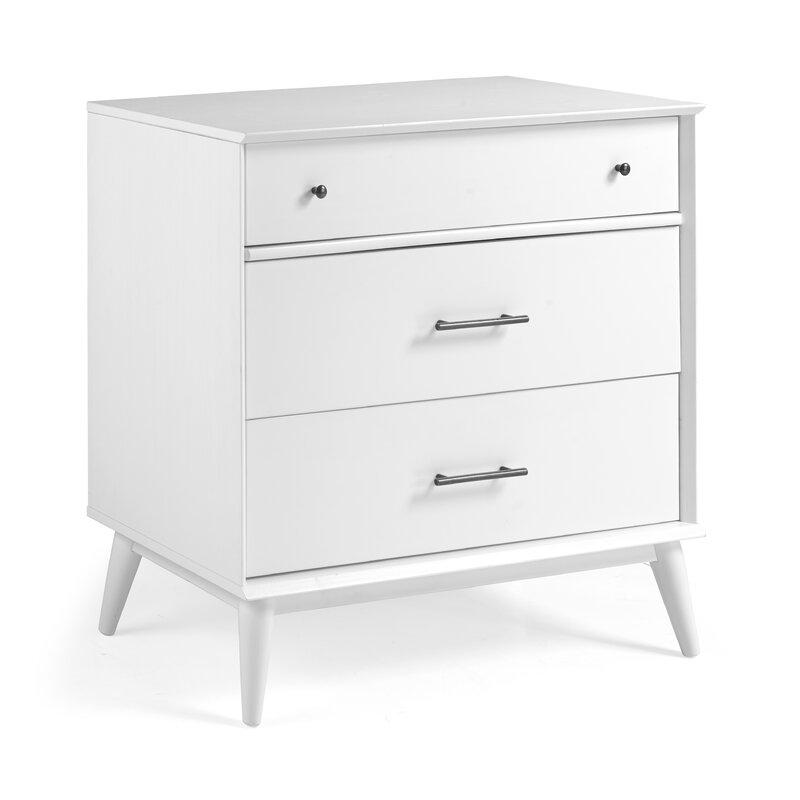 Avers 3 Drawer Dresser Reviews Allmodern