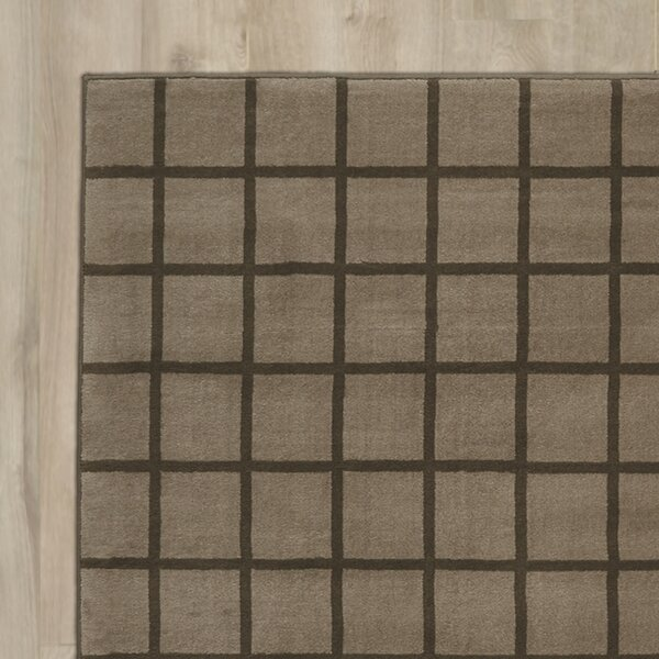 Dupont Soft Gray Area Rug by Three Posts
