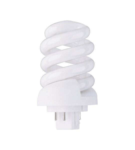 13W G24q Dimmable Compact Fluorescent Spiral Light Bulb by Westinghouse Lighting