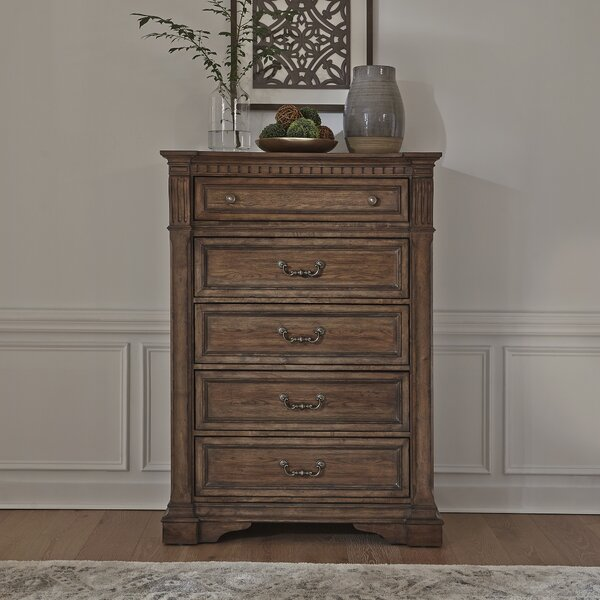Meriam 5 Drawer Chest by Canora Grey