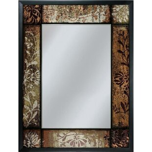 Red Barrel Studio Garth Patchwork Accent Wall Mirror