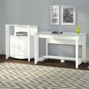 Wentworth 2 Piece Desk Office Suite