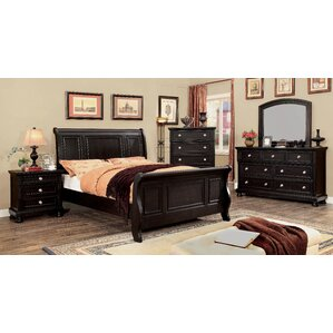 Dean Sleigh Configurable Bedroom Set by Darby Home Co