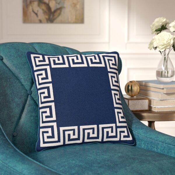 Jans Linen Throw Pillow by Mercer41