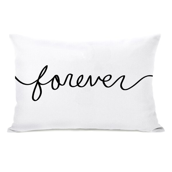 Forever Mix and Match Reversible Lumbar Pillow by One Bella Casa