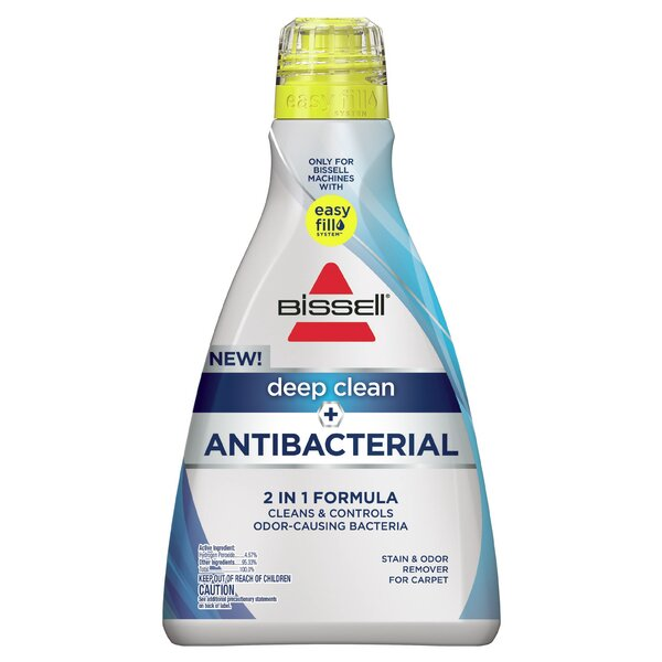 Bissell Deep Clean and 48oz. Antibacterial Formula