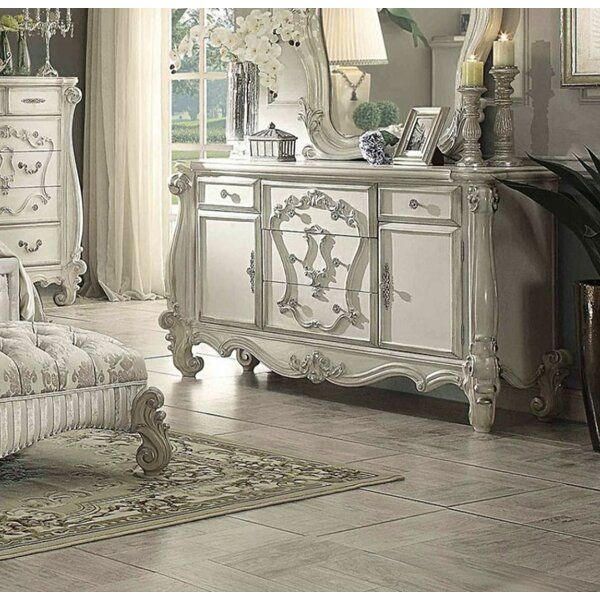 Caceres 5 Drawer Combo Dresser By Astoria Grand by Astoria Grand Wonderful