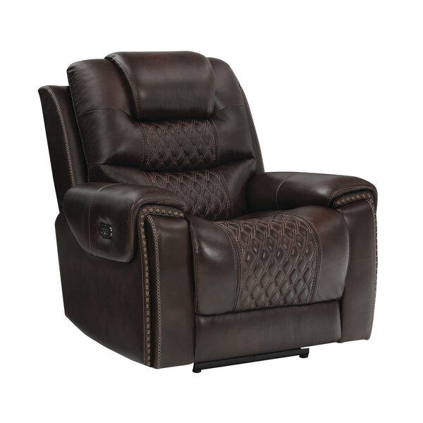 Nezperce Power Glider Recliner By Winston Porter