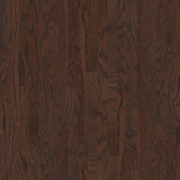 Shotgun 3 Engineered Oak Hardwood Flooring in Caliber by Shaw Floors