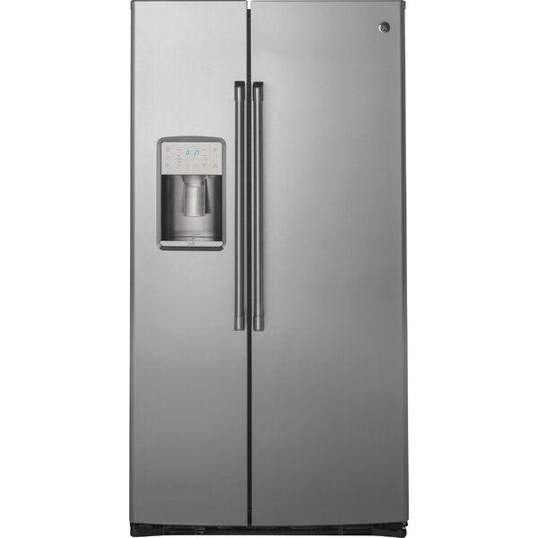 21.9 cu. ft. Counter-Depth Side by Side Refrigerator by Café™