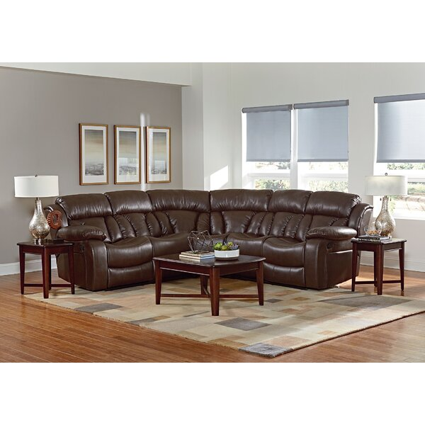 Delaney Reclining Sectional by Red Barrel Studio