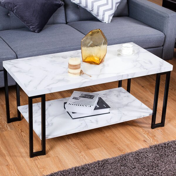 Eulalia Accent Coffee Table by Wrought Studio