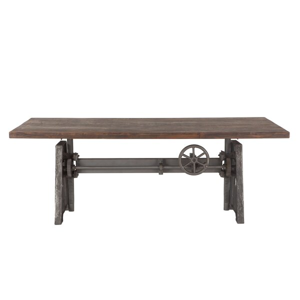 Napier Dining Table by 17 Stories