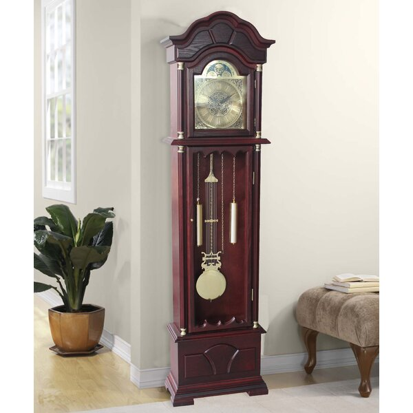 72 Grandfather Clock by Astoria Grand