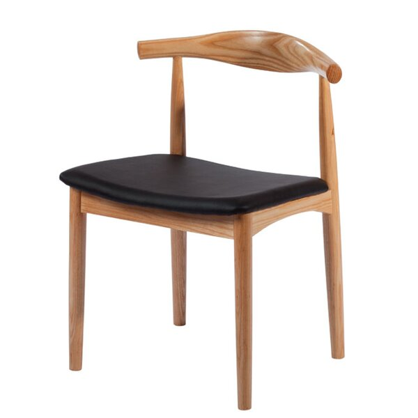 Modern Upholstered Dining Chair By Mod Made Spacial Price