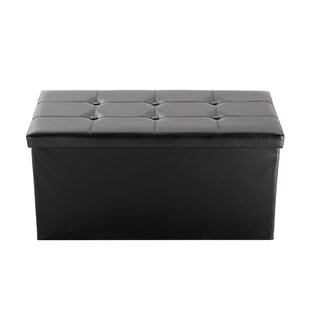 Read Reviews Marcal Tufted Storage Ottoman By Charlton Home