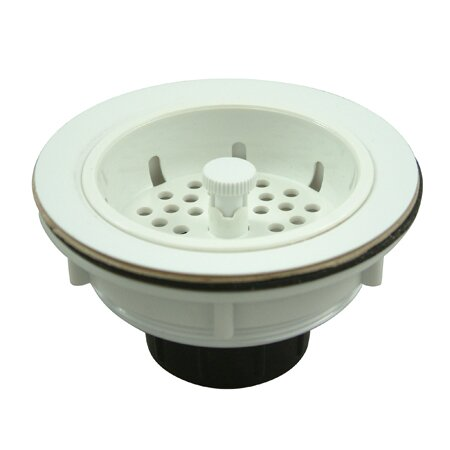 Gourmetier 3.5 Grid Kitchen Sink Drain by Kingston Brass