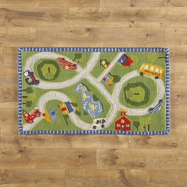 Right Route Rug by Birch Lane Kids™