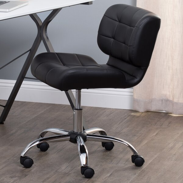 Crest Low-Back Desk Chair by Studio Designs