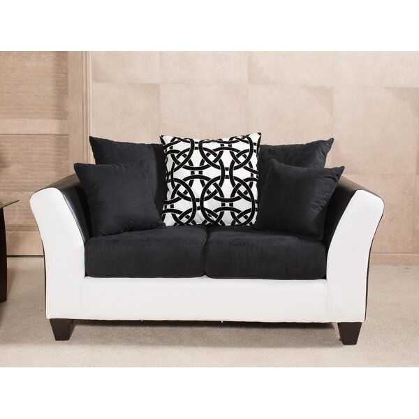 Jerry Loveseat by George Oliver