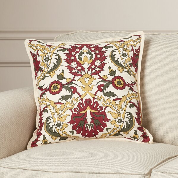 Coeur Down Throw Pillow by Darby Home Co