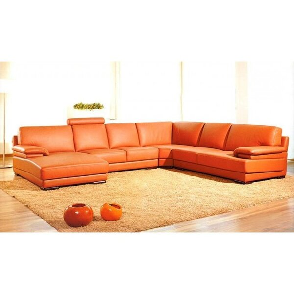 Bengal Cork Sectional by Orren Ellis
