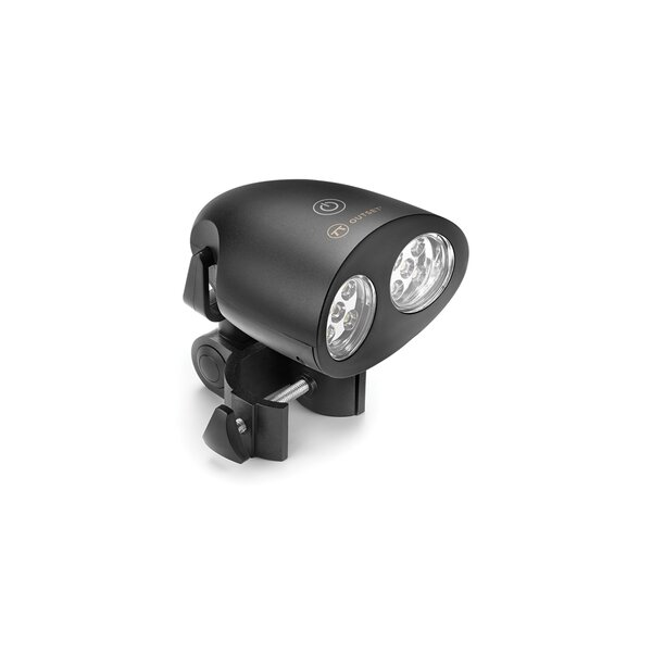 360 Degree Rotation LED Grill light by Outset