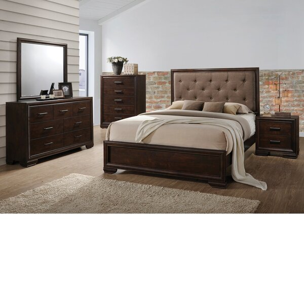 Westphal Standard 4 Piece Bedroom Set by Gracie Oaks
