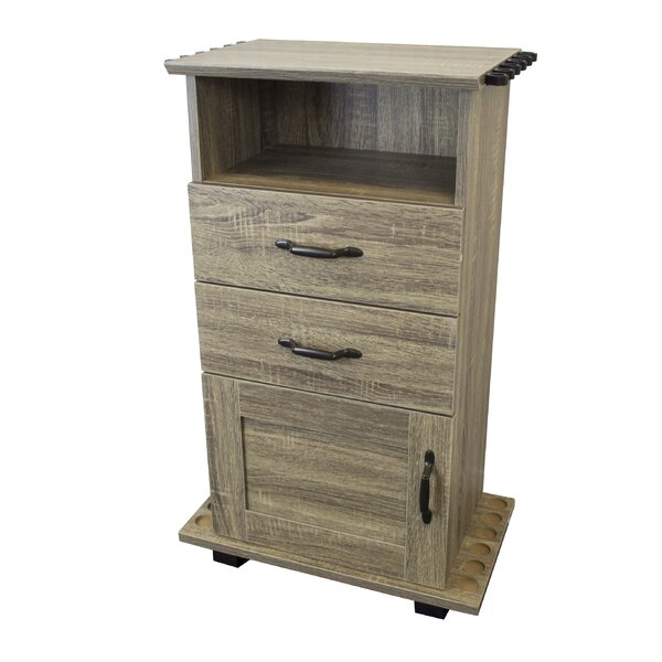 Leesa 1 Door Accent Cabinet by Millwood Pines Millwood Pines