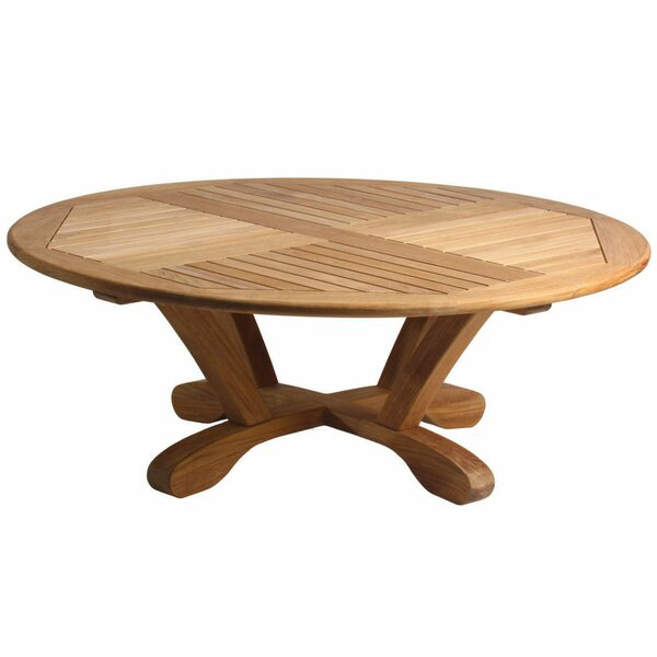 Classic Teak Coffee Table by Douglas Nance
