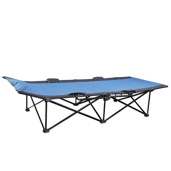 One-Step Deluxe Cot by Stansport