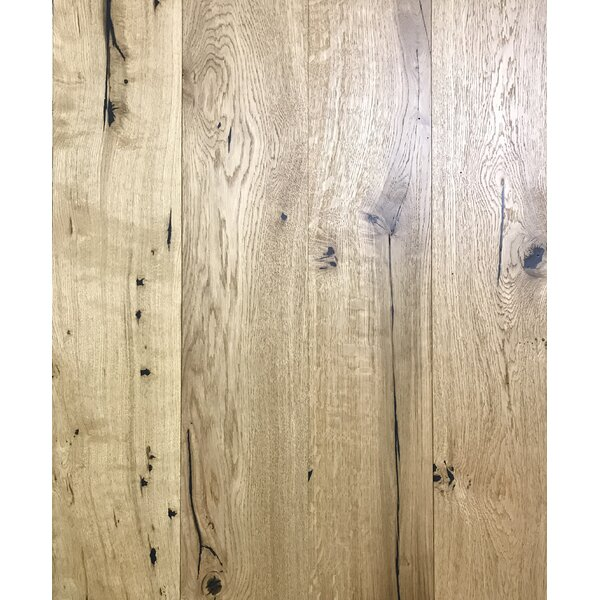 7.5 Engineered Oak Hardwood Flooring in English Breakfast by Floressence Surfaces