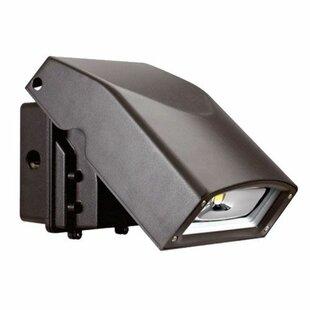 Bargain 1-Light Outdoor Spotlight By Elco Lighting